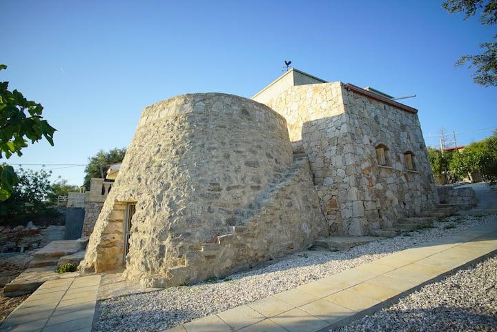 Villa in Salento, 8 posti, piscina, vicino al mare