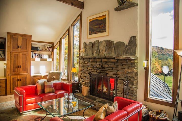 North Country Cabin - Private Mountain Retreat