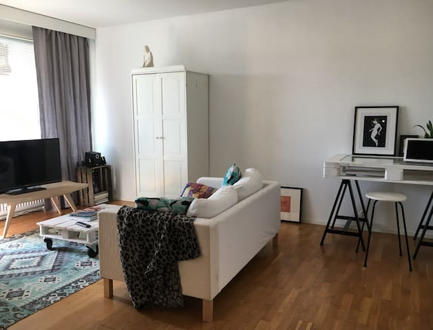 3 Rooms+balcony in green Pihlajisto - Helsinki - Daire