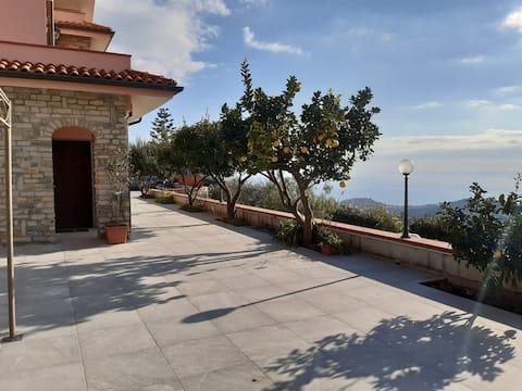 Casa Tatiana, Zuhause mit Meerblick