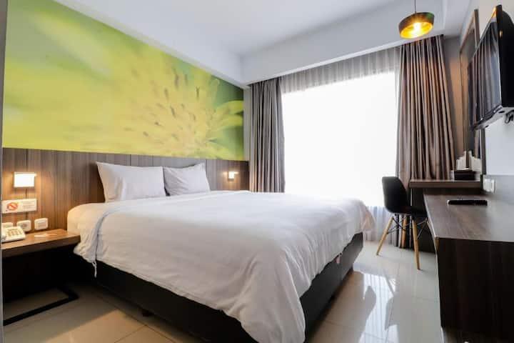 Superior Double at Hotel Unisi Yogyakarta Syariah