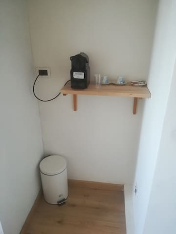 Camera indipendente con bagno privato