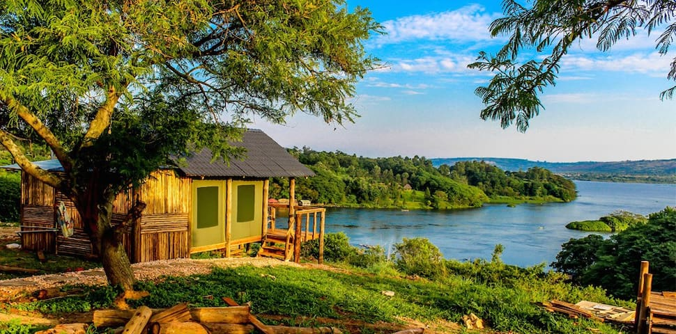 Luxury Camping at the Source of the Nile - Jinja - Xalet