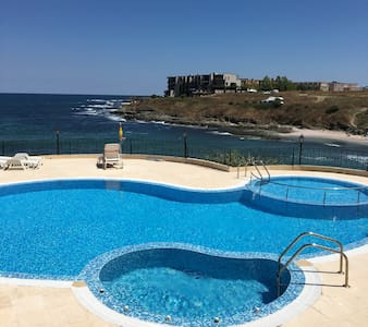 Лозенец ВИП Хоум-Болгария апартаменты на море - Lozenets - Apartment