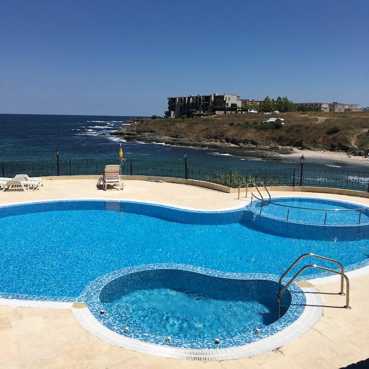 Лозенец VIP Хоум-Болгария апартаменты на море