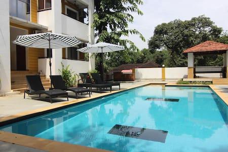 Casa Del Sol - Luxury 3 Bedroom Villa - A2 - Anjuna - Villa