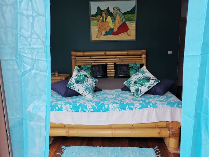 TAHITI BLUE LAGOON - Cozy appartement