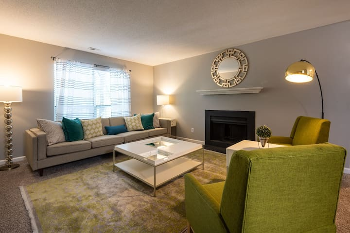 Stay as long as you want | 1BR in Raleigh