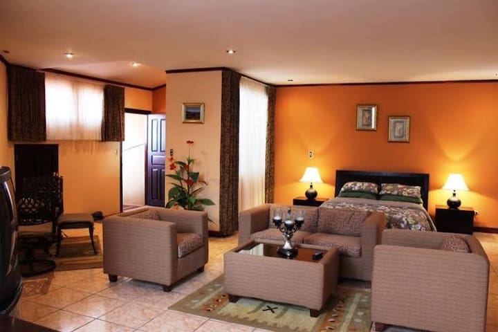 Amplio y Elegante Apartamento - San José - Appartamento