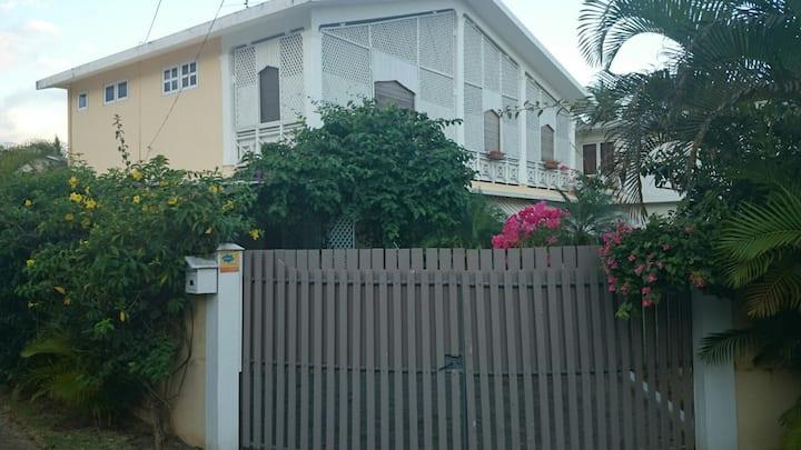 Villa Mozart in Blue Bay Mauritius