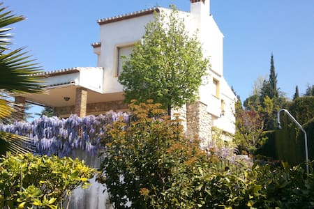 Great house near Granada