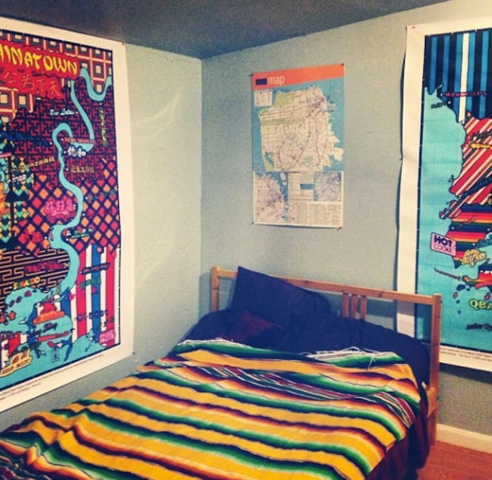artsy decor
