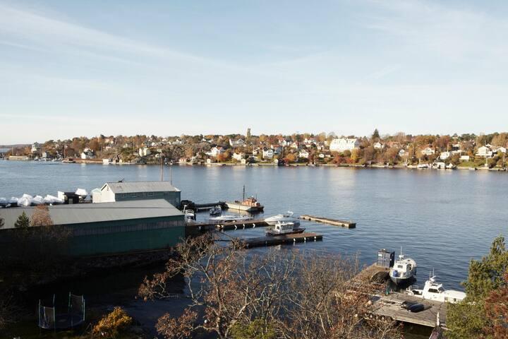 Summerhouse, Stockholm Archipelago - Haninge Municipality - Houten huisje