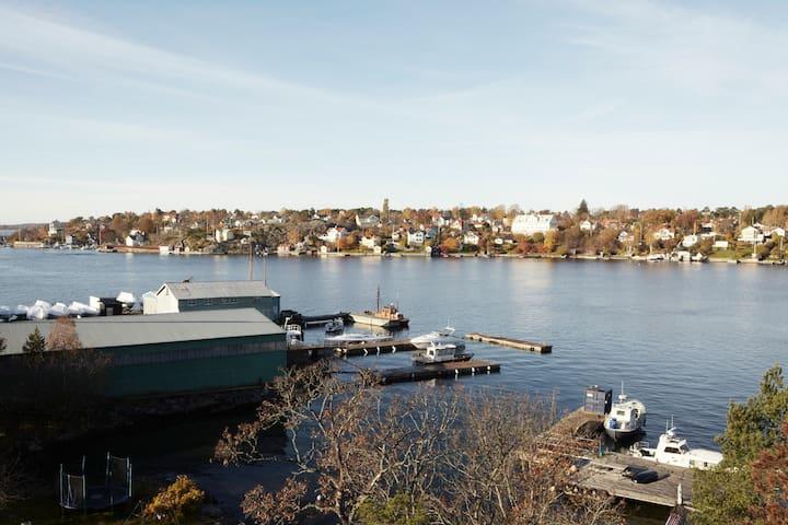 Summerhouse, Stockholm Archipelago - Haninge Municipality - Mökki