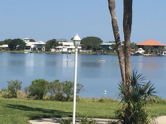 Quiet Pensacola Beach Condo