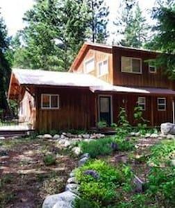 Mazama Mountain Retreat - Okanogan County - Дом