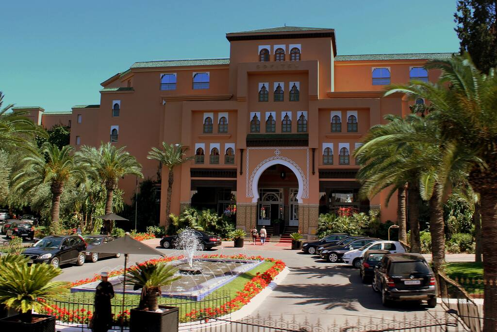 Fabulous Apart ,2 Min From Sofitel Marrakech