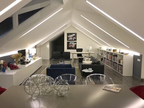 Design Loft + Terrace