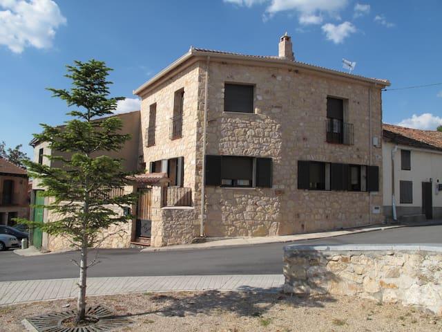 Casa en la sierra de Guadarrama. El Corralin