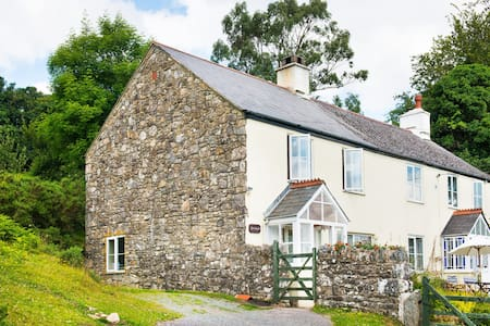 Berrywood cottage Dartmoor - Widecombe in the Moor - Haus