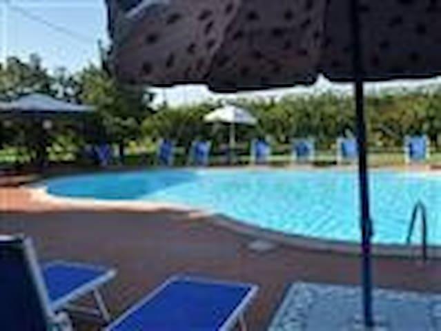 Il Torrione : casa vacanza per 2/5 - Castel Bolognese - Rumah