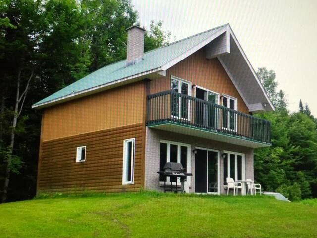 ★★★★4 Stars chalet in coaticook river★★★★