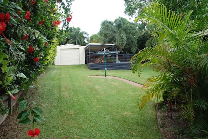Yeppoon: quiet location, hill view - Taranganba - Maison