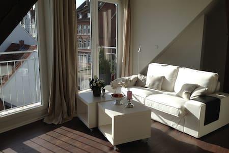 HOME mit Weitblick über Lüneburg - Lüneburg - Apartemen
