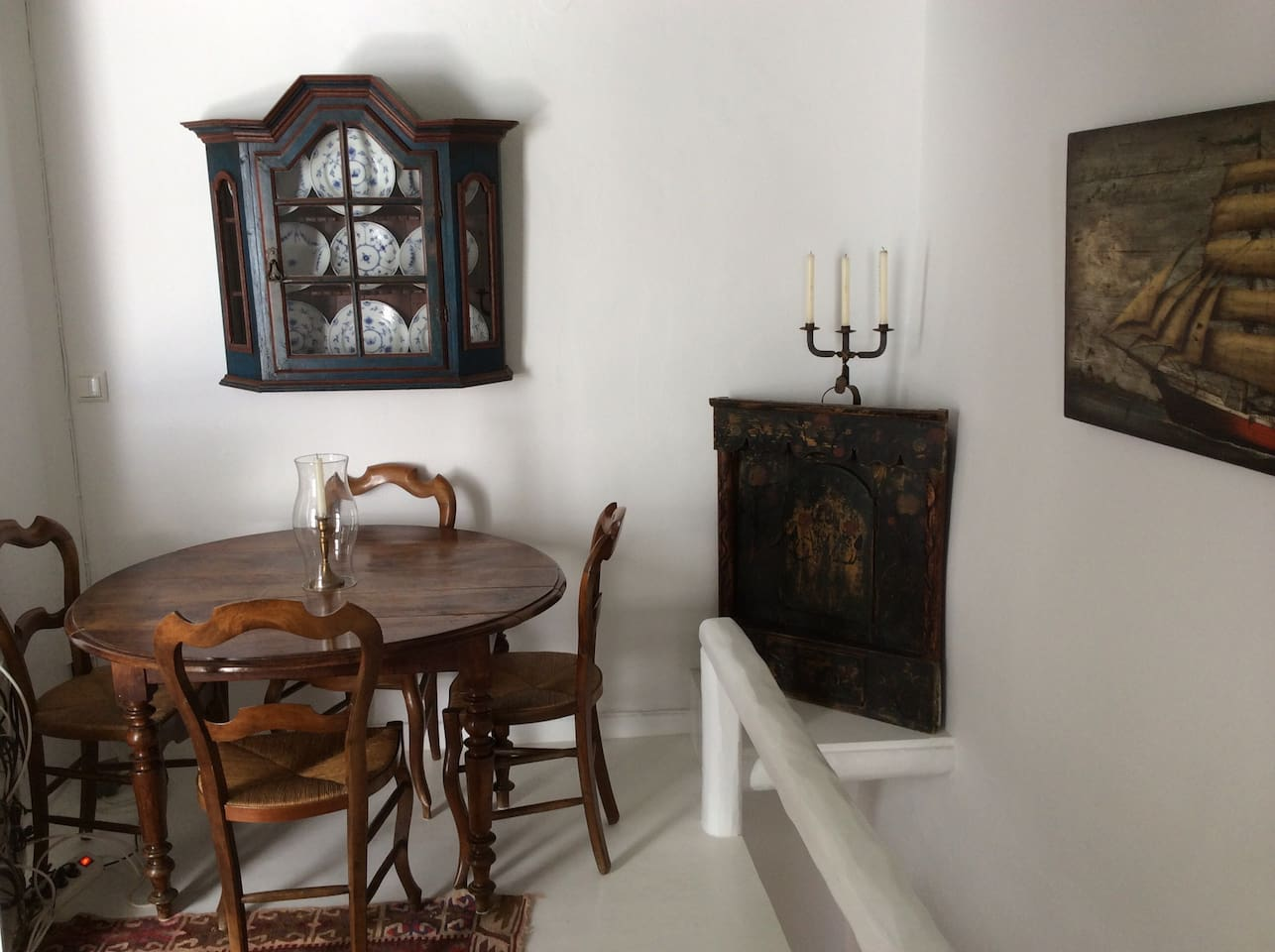 Modern XVI th century lovely house