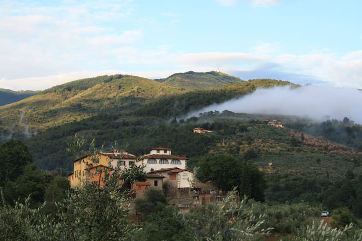 il Maraviglio b&b in the heart of Tuscany