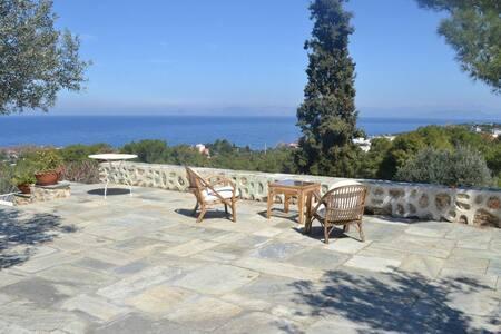 Paradisiac seaside Bungalow, Attica - Markopoulo