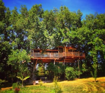 TreeHouse in South West of France. - Casa sull'albero
