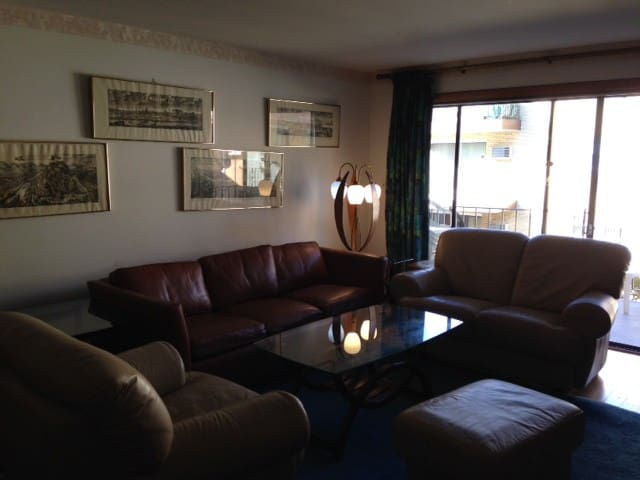 Two Bedroom Two Bathroom & Parking - Chicago - Apartment