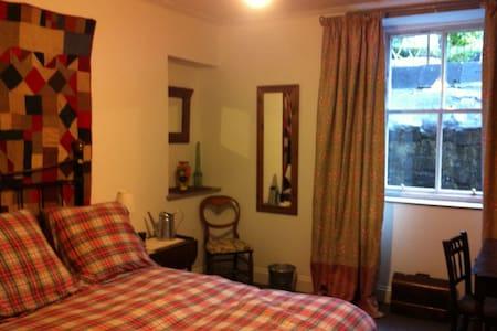The Puggery, delightful double room - กลาสโกว์ - ที่พักพร้อมอาหารเช้า