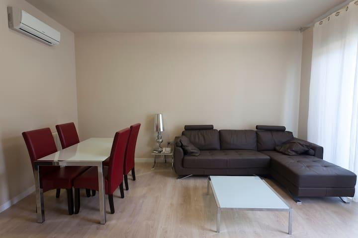 Lujosa Suite apartamento de 65 m²