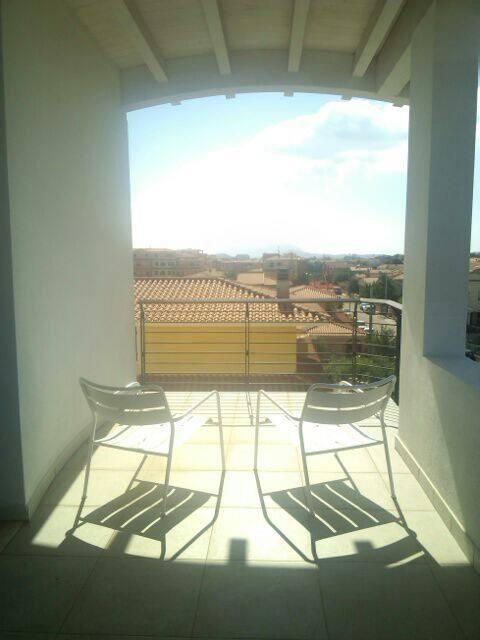 suite Attico con loggiati in villa