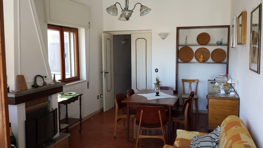 Tarquinia lido, 400 m. from sea - Lido di Tarquinia - Apartment