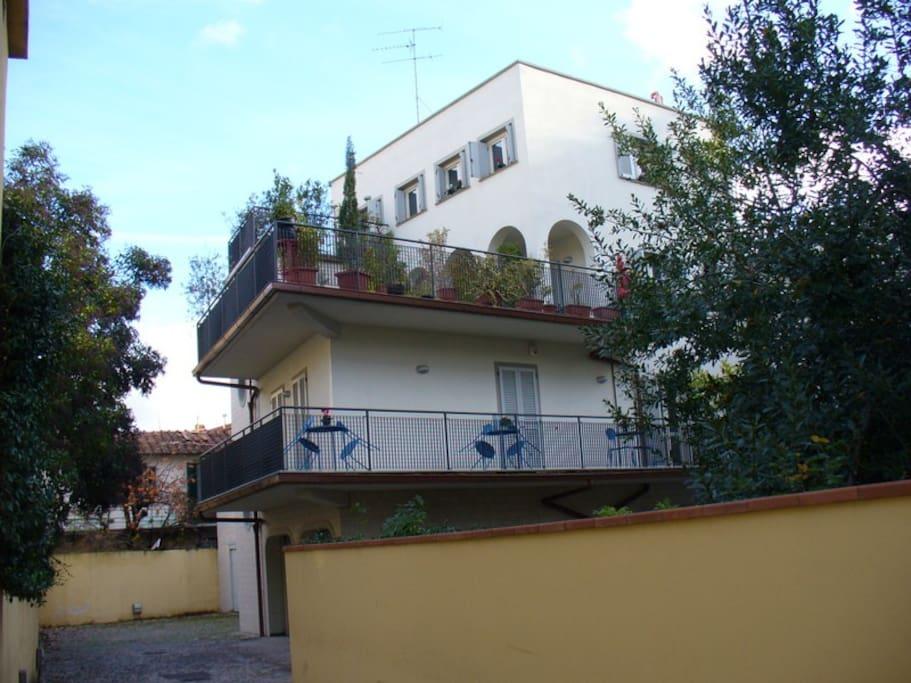 studio centrale the property