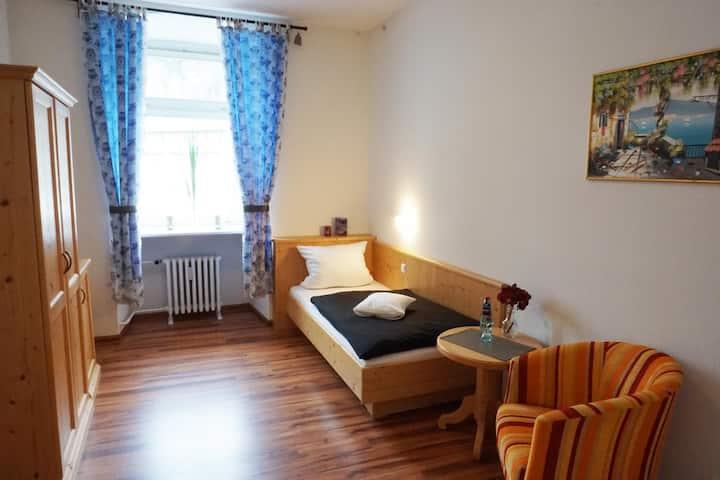 Hotel Klosterhof, (St. Blasien), Einzelzimmer