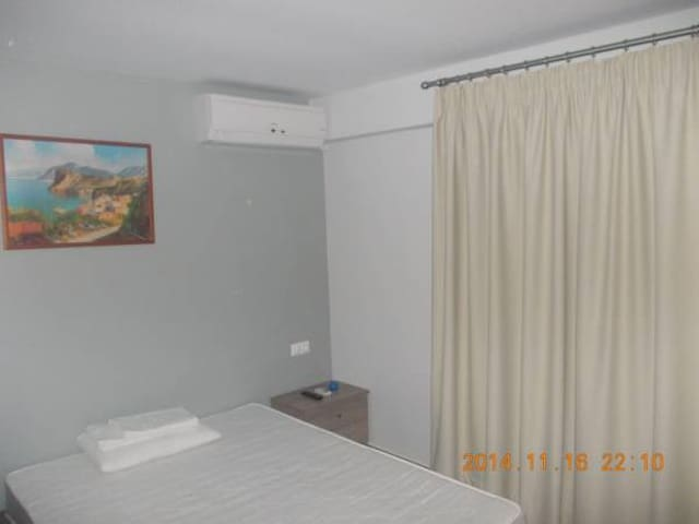 superior double room sea side - Paralia - Lägenhet