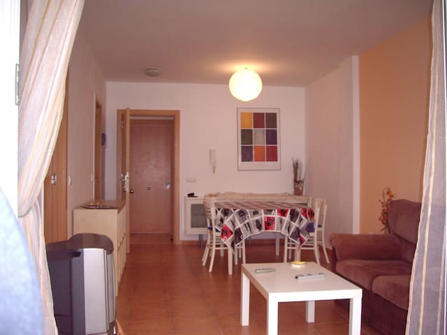 Very comfortable apt. With swimming - Las Casas de Alcanar - Apartment