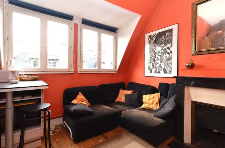 Charming studio near ChampsElysées