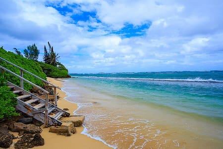 Laie Beach Hale - Лайе - Дом