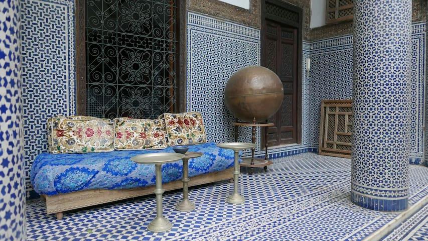 Riad Belghazi - Fes - Dům