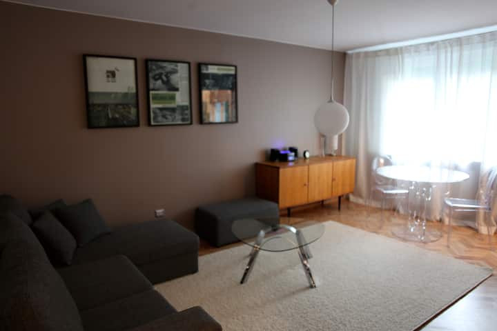 MODERNA studio apartment in Powiśle