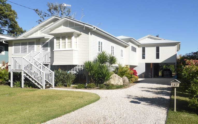 RIVERVIEW 2BD Cottage with parking - South Murwillumbah - Haus