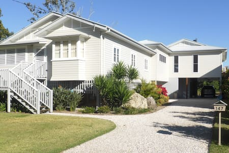 RIVERVIEW 2BD Cottage with parking - South Murwillumbah - 獨棟