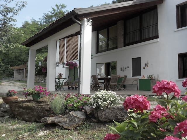 Cottage on outskirts of Vicenza M - Monteviale - 其它