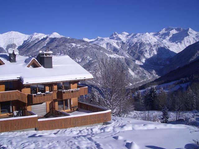 Lovely apartment in Courchevel Village - Saint-Bon-Tarentaise - Apartamento