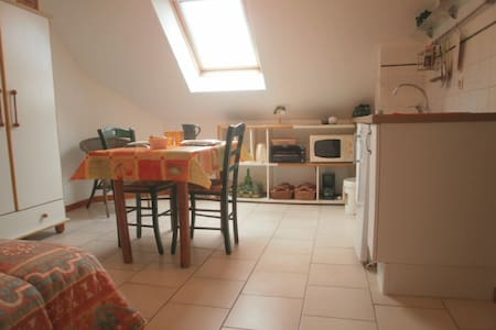 Cosy studio en Normandie - Auvers - Квартира
